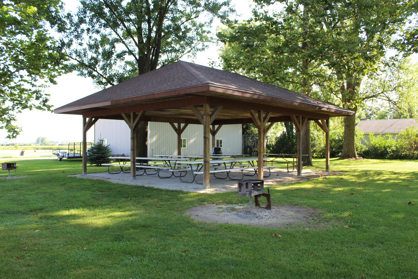 Chamberlain Park Picnic Shelter No. 2 (no-electric)
