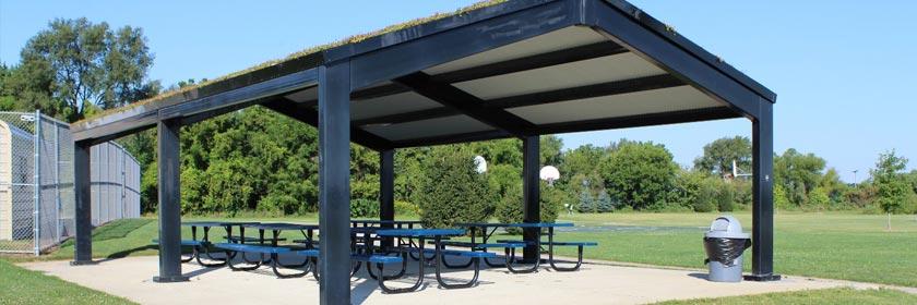 Chamberlain Park Shelter