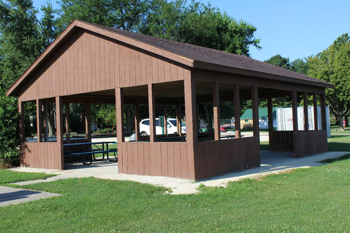 Chamberlain Park Picnic Shelter No. 1 (with-electric)