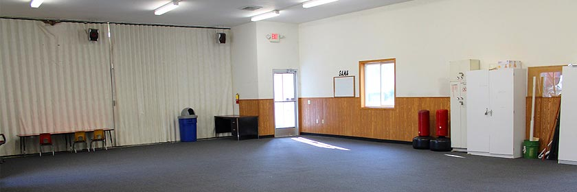 Chamberlain Recreation Center Rental Space