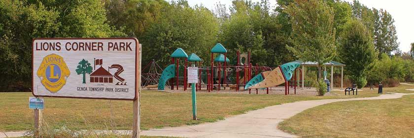 Lions Corner Park