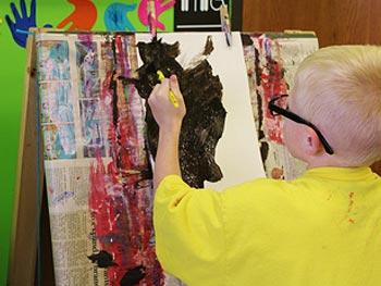Preschool Painter
