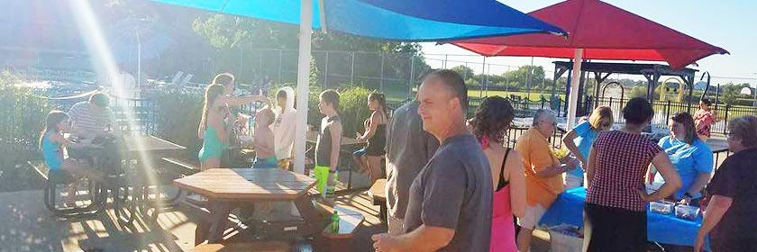 Chamberlain Park Pool Special Events