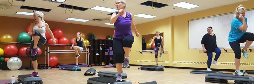 Cardio Fitness Classes