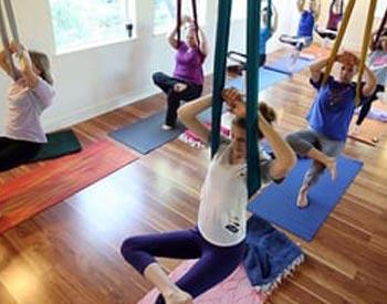 yoga classes  genoa township park district